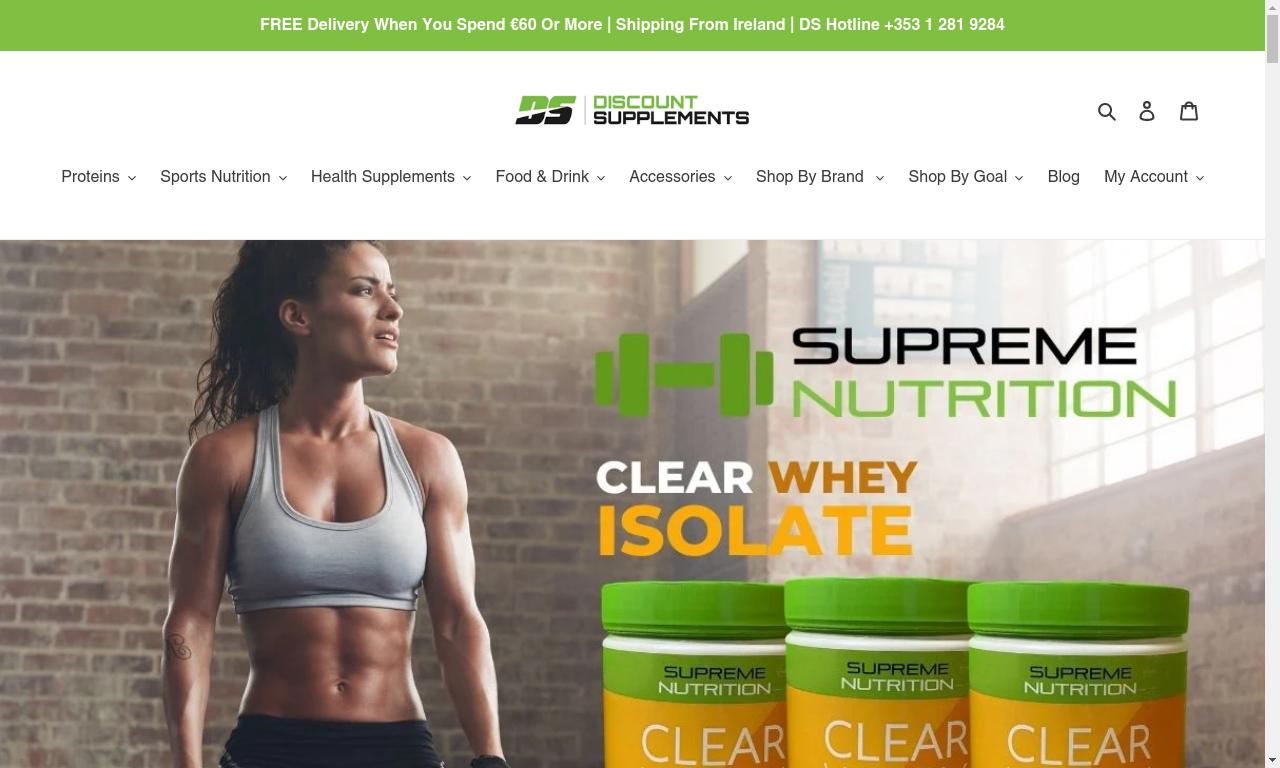 Discountsupplements.ie 2