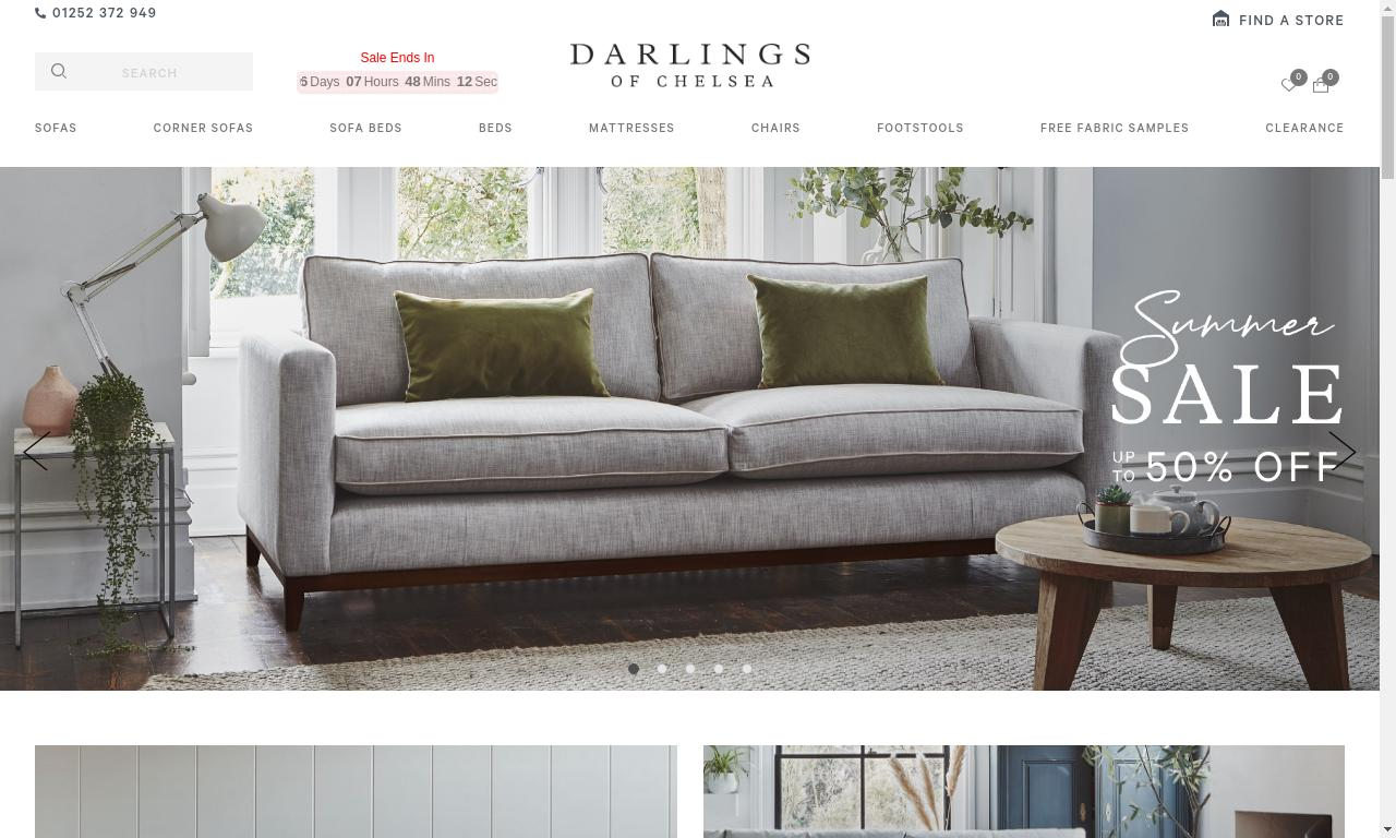 DarlingsofChelsea.co.uk 2