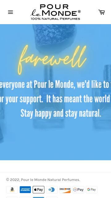 Pourlemondeparfums.com 2