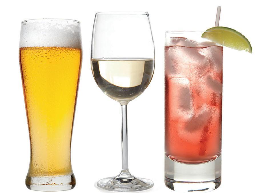Beer, Spirits, Wine, Non Alcoholic Drinks icon